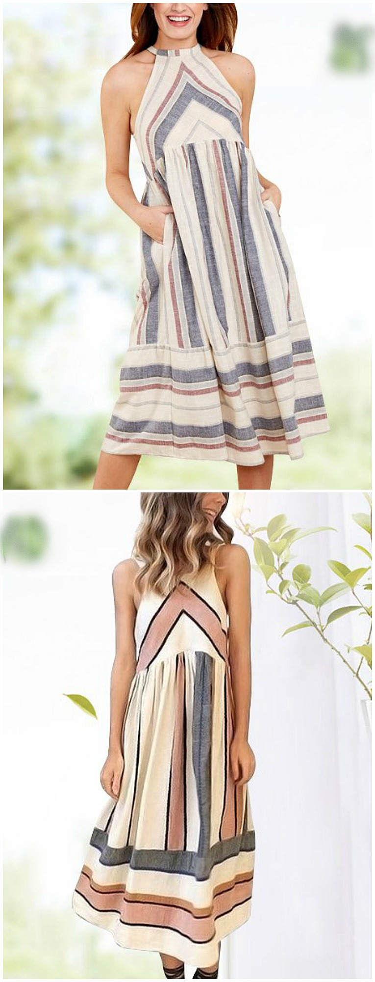 Affordable summer dresses for women. Cute and fun dresses.