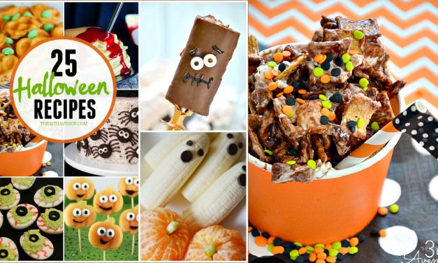 25 Halloween Treats and Dessert Recipes