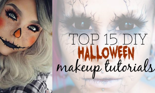 Halloween Makeup Tutorials – Costume Ideas