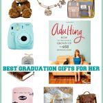 Graduation Gift Ideas She Will Love