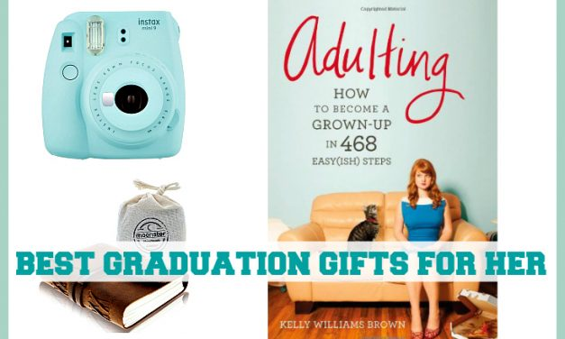 Graduation Gift Ideas She Will Love
