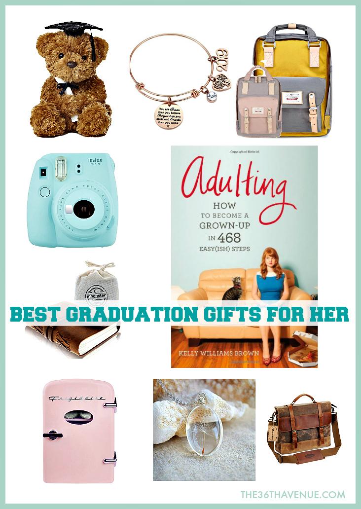 Graduation Gift Ideas >> Graduation Gift Ideas She Will Love The 36th Avenue