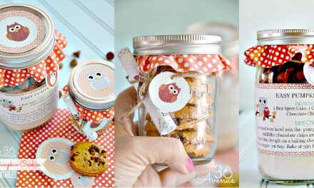 Pumpkin Cookie Recipe Free Printable