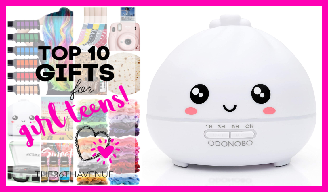 Best gifts for teens – girl teenager gift ideas