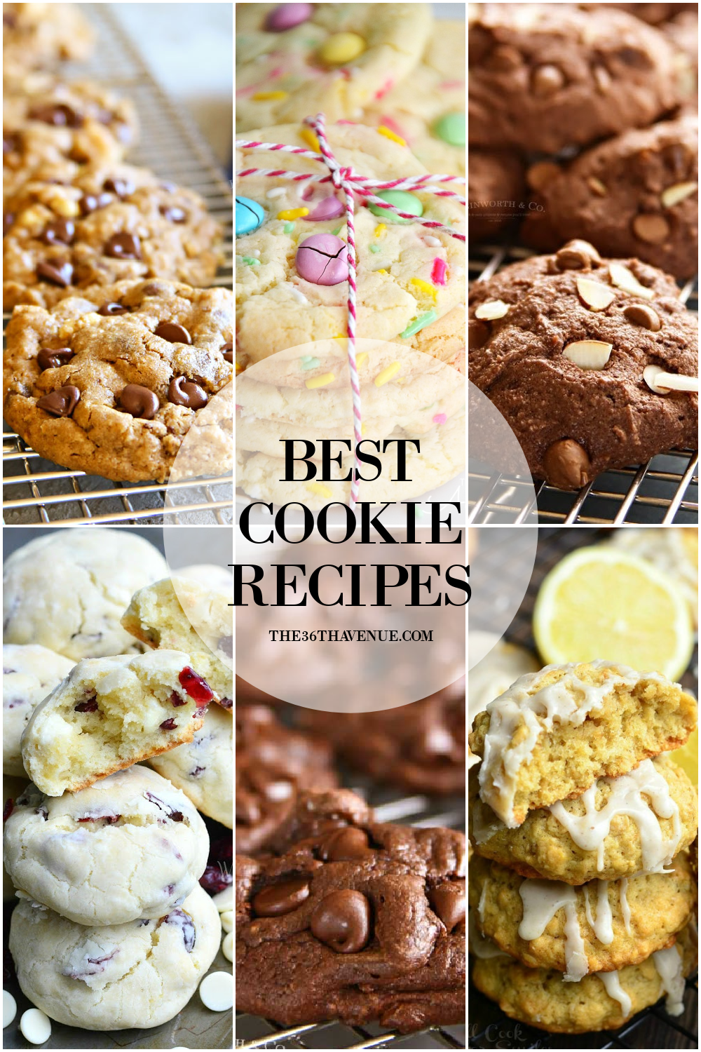 Best Cookie Recipes the36thavenue.com