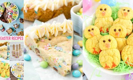 25 Easter Recipes – Easter Desserts