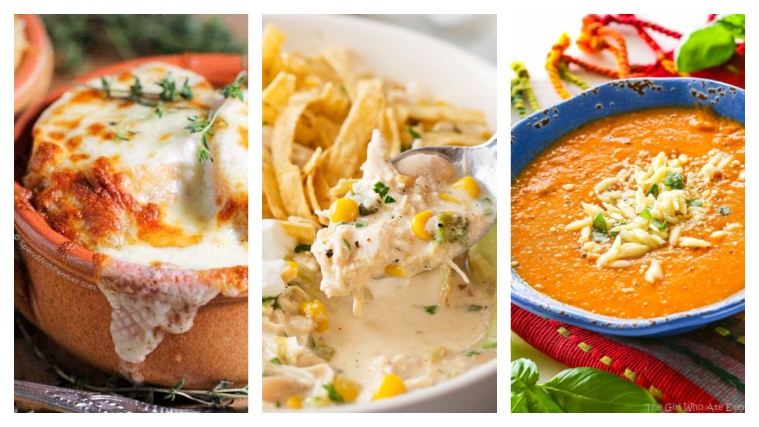 Slow Cooker – Crock Pot Soup Recipes